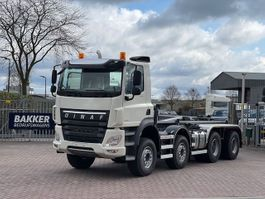 container truck Ginaf X6 4243 CS *NIEUW* 8x4 - Off-Road (N3G) - VDL VDL-S 30 ton 2021