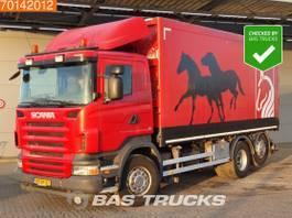 tipper truck > 7.5 t Scania R380 6X2 NL-Truck 3-Pedals Liftachse Euro 4 2009