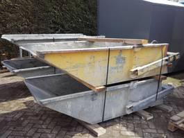 waste container Abarth hijsbak 1 cbm