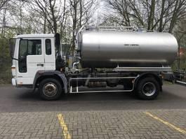 tank truck Volvo FL615 magyar tankopbouw 10.000 liter geisoleerd 2 comp. met pomp 1989