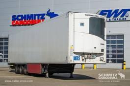 Kühlauflieger Schmitz Cargobull Semitrailer Reefer Mega Dubbeldeks 2014