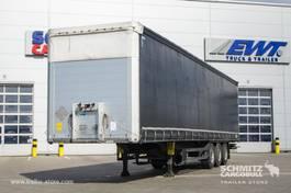 Schiebeplanenauflieger Schmitz Cargobull Semitrailer Curtainsider Standard 2015