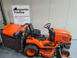 ride-on mower Kubota G 23 2010
