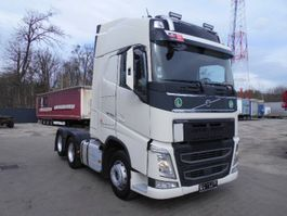 cab over engine Volvo FH 13 500 GLOBE, Dualcluth, 6X2, TOP 2018