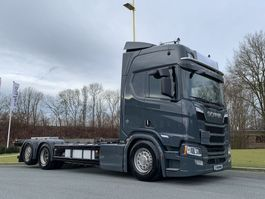 Fahrgestell LKW Scania R650-V8 Scania R650 CHASSIS 2018
