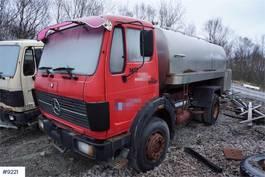 tank truck Mercedes-Benz 1417 Tank truck 1980