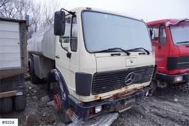 tank truck Mercedes-Benz 1617 Tank truck 1985