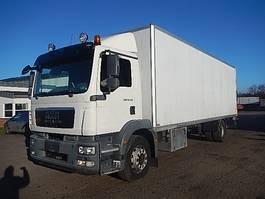 closed box truck MAN TGM 18.250 Box 2010