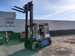 forklift Kalmar Heftruck / Forklift 5,5-600   / 5500 kg 1985