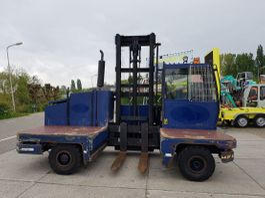 Diversen BP HT5C 5 ton sideloader LPG 2002