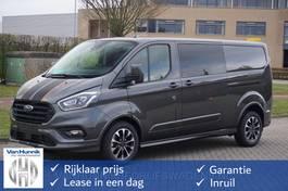 Kastenwagen Ford Transit Custom 320L 185PK DC Sport Navi, Camera, Xenon, Leder Trekhaak Adap. Cruise!!! ... 2021
