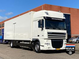 refrigerated truck DAF XF 105 SSC / FLOWER COMBI / RACE / H TRS ICELAND! / MULDER 2009