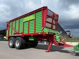 self loading wagon Strautman n Giga trailer 2246 DO 2012