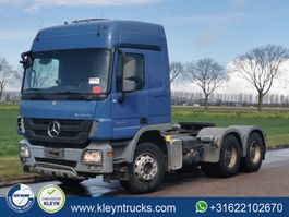 cab over engine Mercedes-Benz Actros 2641 2012