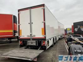 closed box trailer DRACO Draco11-wipcar icm Scania11-G420-6x2  koelvries-combi 2011