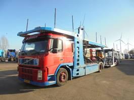 car transporter truck Volvo FM 420 METAGO 2002