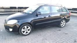 mpv car Škoda Fabia Combi 1.4 TDI 2010