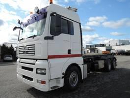 tipper truck > 7.5 t MAN MAN TGA 26.480 med hejs TGA 26.480 2007