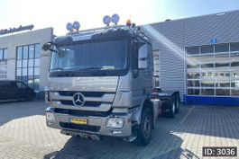 cab over engine Mercedes-Benz Actros 2655 BigSpace, Euro 5, // Steel - Air // Retarder // 6x4 // EPS // Perfect co... 2012