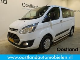 minivan - passenger coach car Ford Transit Custom 2.2 TDCI L1H1 Trend Persoonsvervoer / 9 persoons / Airco / Cruise Contro... 2014