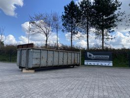debris container VDL NCH 6mtr met kiepklep