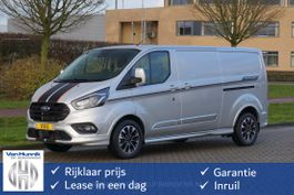 closed lcv Ford Transit Custom 320L 185PK 2.0 TDCI Automaat Limited Sport Navi, Camera, Cruise, 2x Schu... 2021