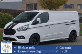 closed lcv Ford Transit Custom 320L 185PK Sport Raptor Edition Navi Camera, Cruise 2x Schuifdeur 18