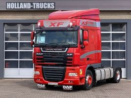 cab over engine DAF XF 105.410 - 2 Tanks - Manual - Intarder 2008