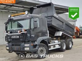 tipper truck > 7.5 t Iveco Trakker 500 6X4 BigAxle Steelsuspension Euro 5 2010