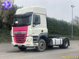 cab over engine DAF XF 460 Euro6 Euro 6 INTARDER 2016