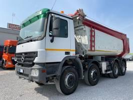 tipper truck > 7.5 t Mercedes-Benz Actros 4150 K V8 2007