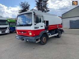 tank truck Renault Midliner 150 ADR - TANK FUEL - POMP - TOP TRUCK 1996