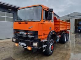 LKW Kipper > 7.5 t Iveco IVECO 260.30 AH 6X6 meiller tipper 1988
