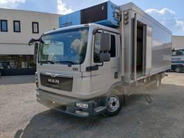 refrigerated truck MAN TGL 12.250 Euro5 Frigo 2014