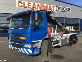 container truck DAF CF 75 FAN 310 Manual 2007