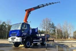 crane truck Iveco Trakker 440 4x4 PALFINGER PK 29002 Kran Cran 2007