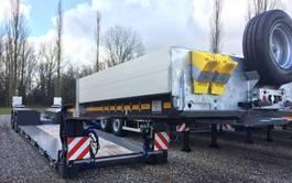 semi lowloader semi trailer Faymonville Maxtrailer  510 tiefbett 2021