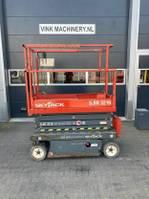 scissor lift wheeld Skyjack SJ III 3219 2013