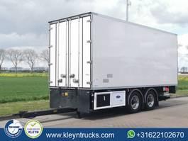 refrigerated trailer DRACO MZS 218 HEERING carrier supra 950 u 2019