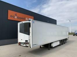refrigerated semi trailer Krone ThermoKing SLX400e, BPW, FRC 10/2022, Meathang/Fleish, Palletbox 2013