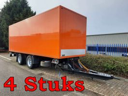 closed box trailer Floor FLWA18 2 As Wipkar Gesloten, WG-BJ-42, WS-88-NP, WR-97-HX & WR-63-PT 4 S...