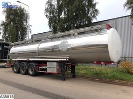 Tankauflieger BSL Food Food, 33315 Liter, Isolated, 5 Comp 1995