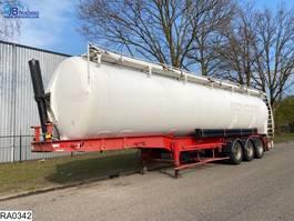 feed semi trailer Benalu Silo Silo / Bulk, 62000 liter, 62 M3 1999