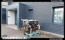 Engine truck part MAN TGX TGS D2066 MOTOR EURO 5 EURO 6