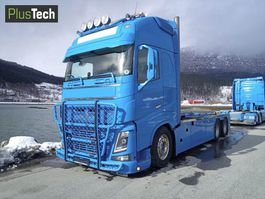 container truck Volvo FH16 2014
