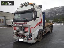 container truck Volvo FH16 2010
