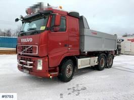 tipper truck > 7.5 t Volvo FH 520 Snow rigged tipper truck w/ asphalt tub 2007