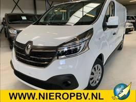 closed lcv Renault traffic l2h1 airco navi 120pk NIEUW 2021