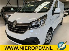 Kastenwagen Renault traffic l2h1 airco navi 120pk NIEUW 2021