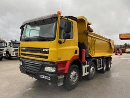 tipper truck > 7.5 t DAF CF85 2011